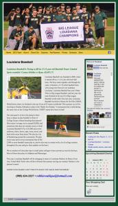Louisiana Baseball