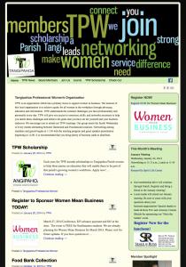 Tangipahoa Parish Professional Women